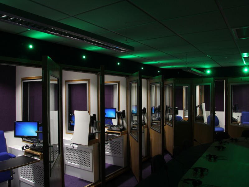 Heriot-Watt University: Language Labs