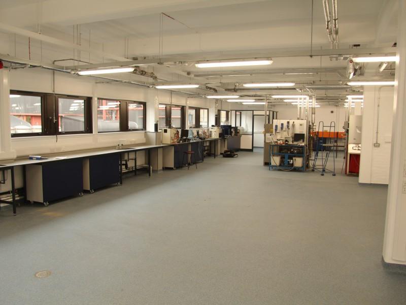 Heriot-Watt University: James Nasmyth Building