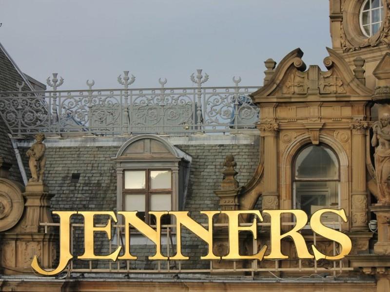 The House of Fraser: Jenner's