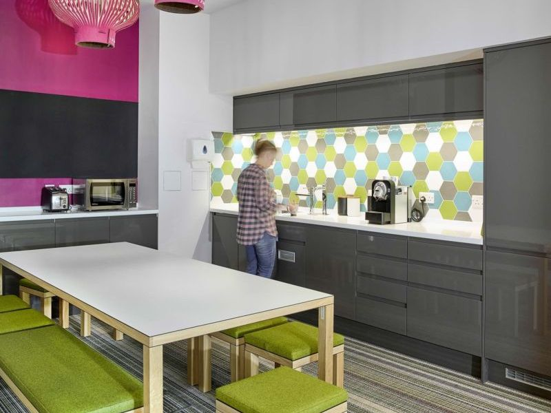 LifeArc (MRC Technology) relocation to Edinburgh Bio-Quarter Building 9