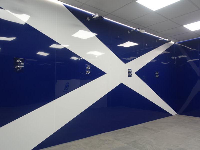 BT Murrayfield – Changing & Shower Room Refurbishment